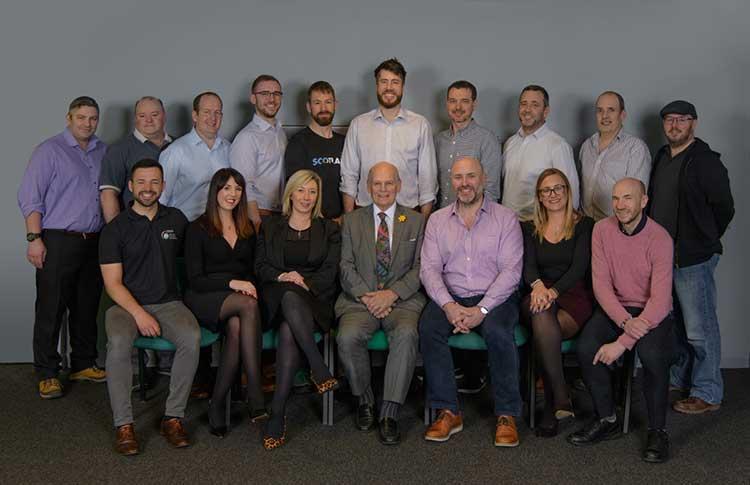 The IFB team