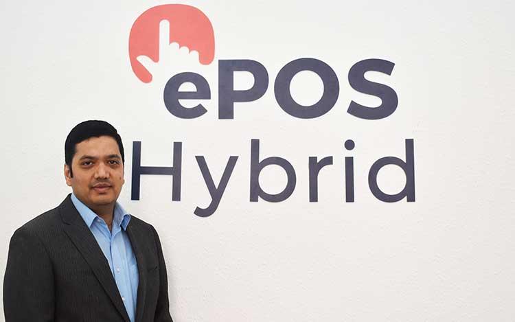 Bhas Kalangi, founder of ePOS Hybrid