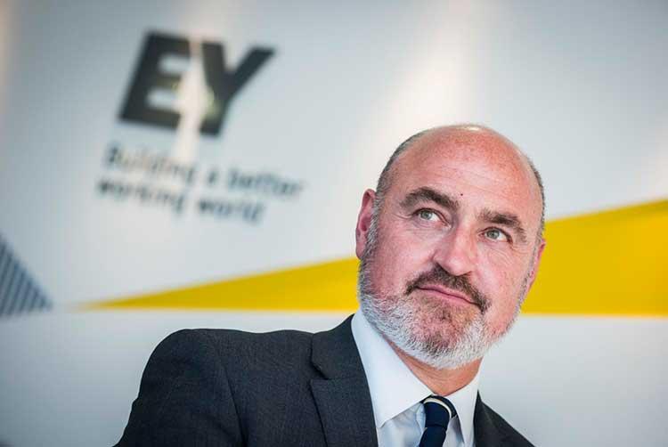 Ally Scott - New Managing Partner for EY in Scotland