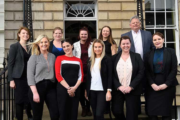 The ICMI staff