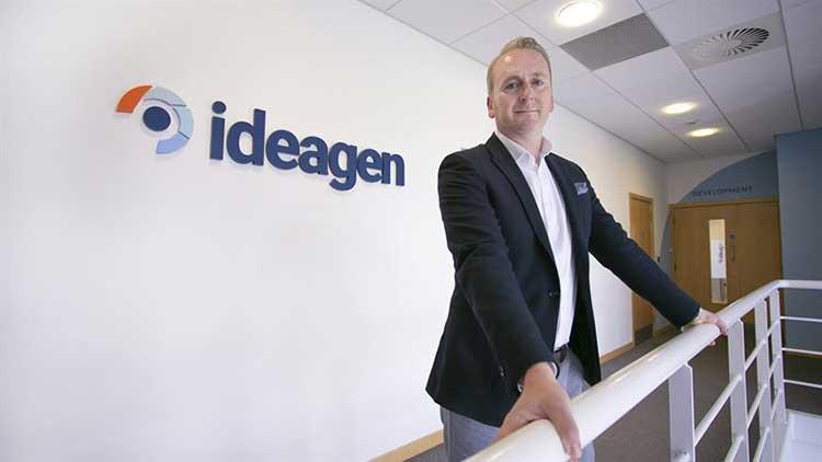 Ben Dorks, Ideagen's Chief Executive Officer
