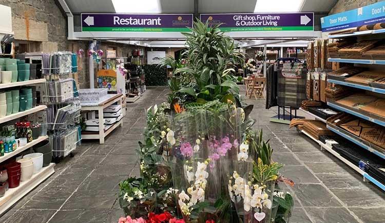 A Caulders Garden Centre