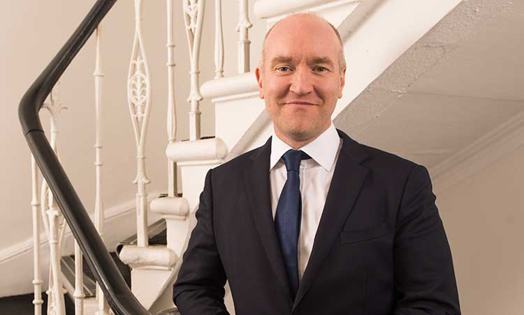Stephen Docherty, founder of Elite training and consultancy