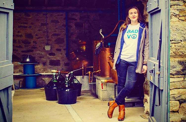 Helen Stewart, Badvo Distillery