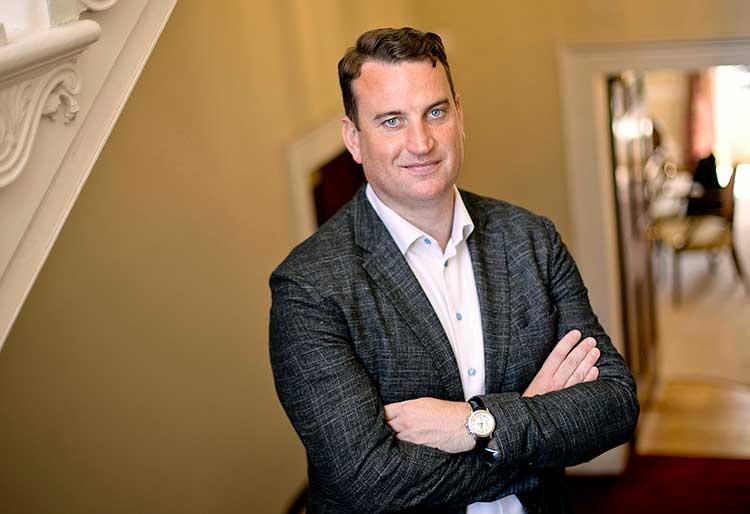Ruairi Kelleher CEO Immedis