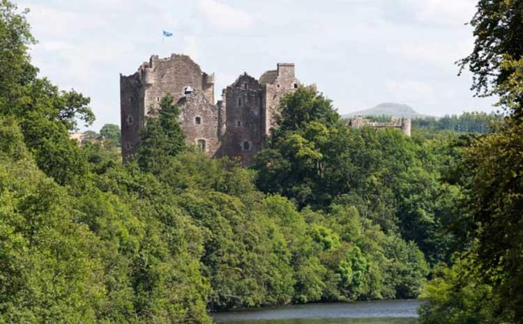 Doune Castle (image courtesy of Visit Scotland)