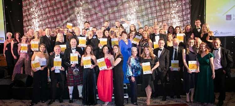 The winners from the 12th Annual Scottish Home Awards