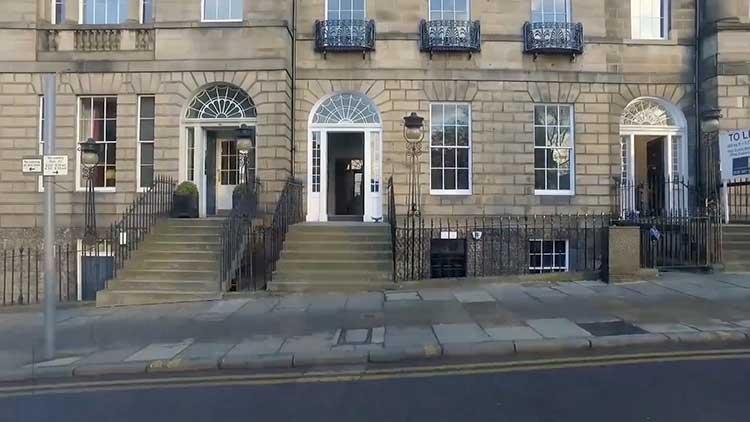 45 Charlotte Square Edinburgh
