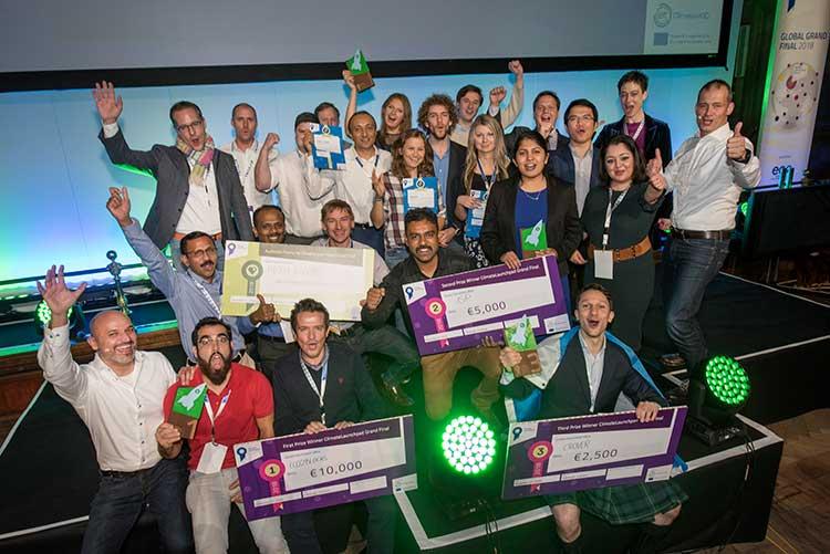 ClimateLaunchpad 2018 winners