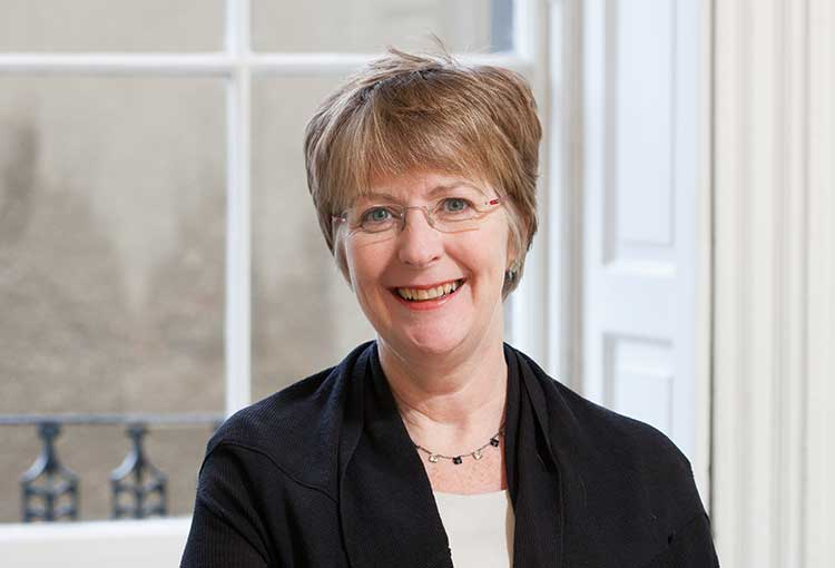 Elaine Motion, Chairman, Balfour+Manson