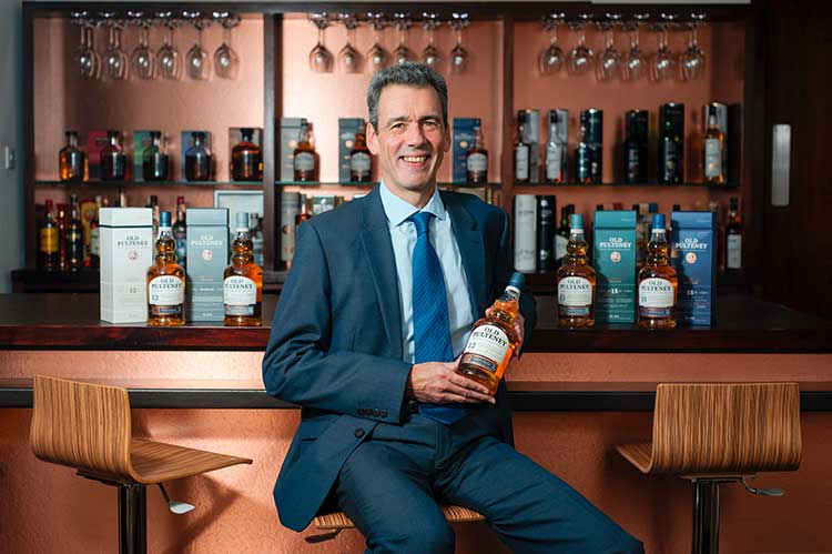 Martin Leonard, Inver House Distillers Managing Director