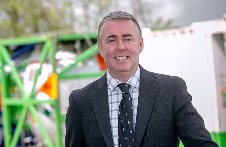 John Guy, CEO, EnerMech Ltd