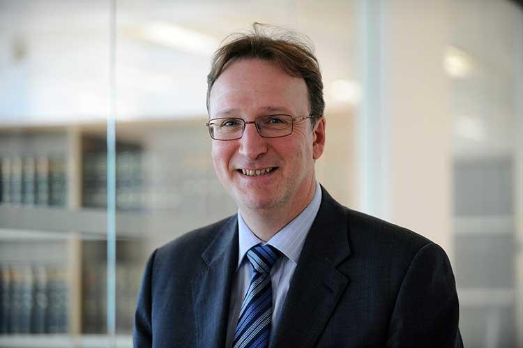 Richard Masters, Chairman Scotland & Northern Ireland, Pinsent Masons LLP