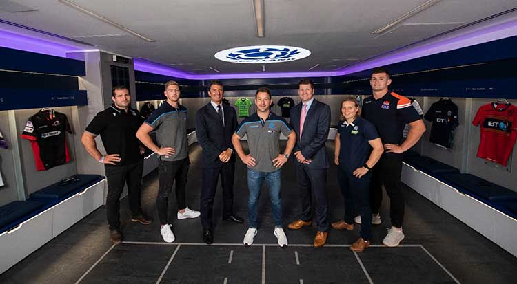 Scottish Rugby extends Macron partnership