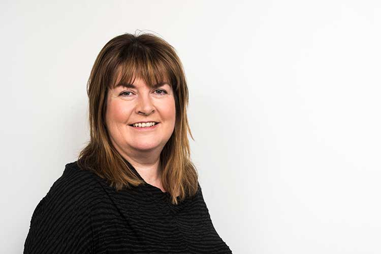 Pamela Tulloch, chief executive at the Scottish Library and Information Council (SLIC)