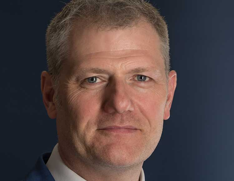 Brian Welsh, CEO of Insight Legal