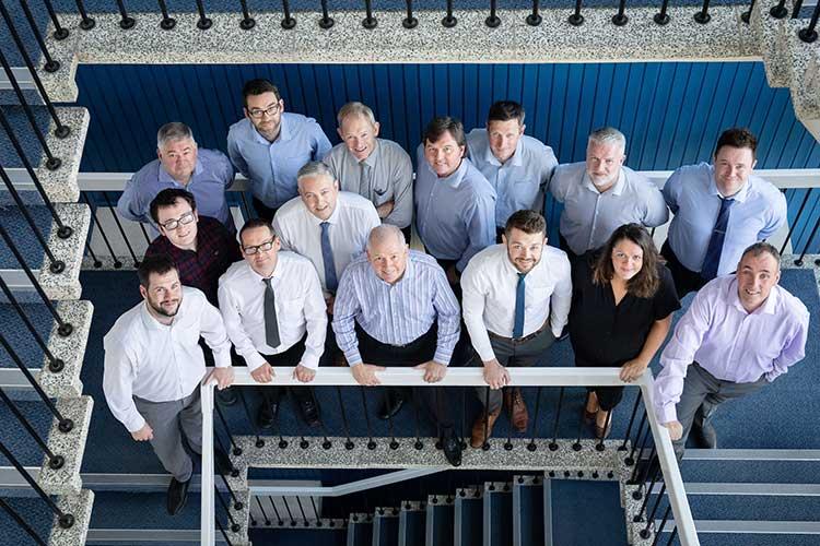 The team at Grossart Associates