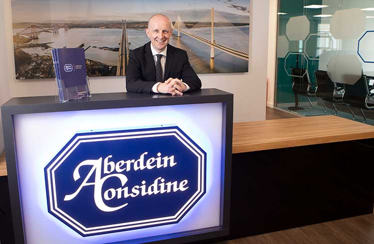 Kevin Gardiner, Mortgage Director at Aberdein Considine
