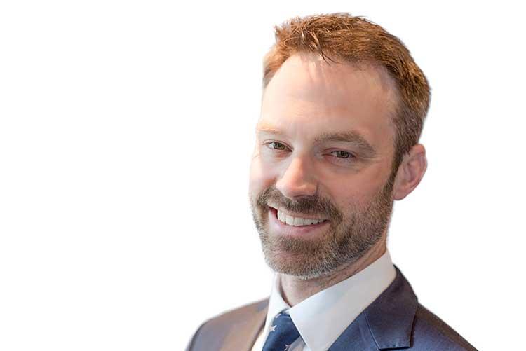 Stuart Dick, Search Group CFO
