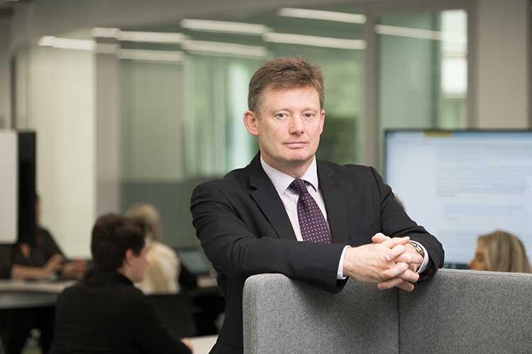Sandy Murray, Director of Apprenticeships, Heriot-Watt University