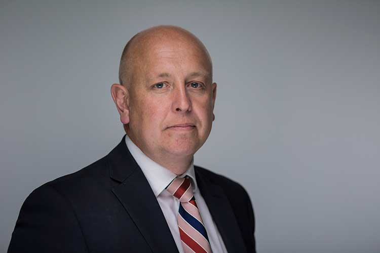 David Kemp, Wood's Chief Financial Officer