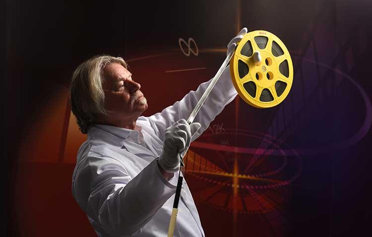 Michael Howell, founder and director of iMetaFilm