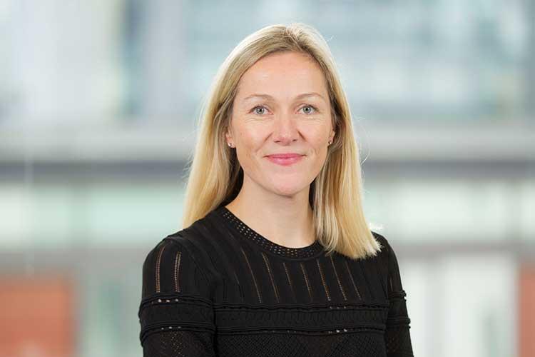 Claire Reid, Regional Leader for PwC in Scotland