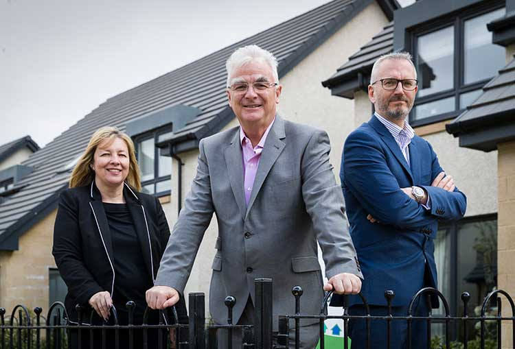 Springfield Properties Boosts Turnover 36% To £190