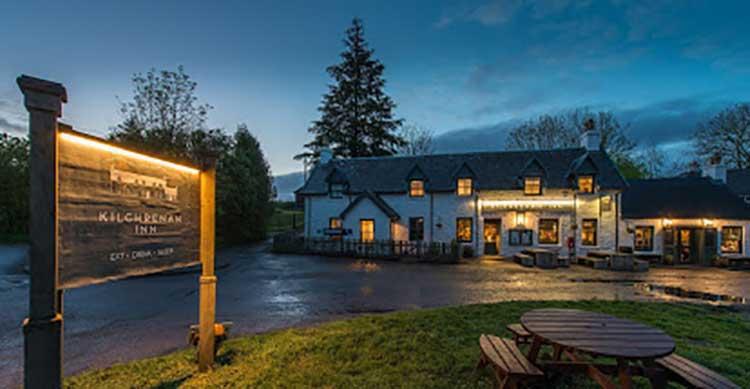 The Kilchrenan Inn in Argyll & Bute