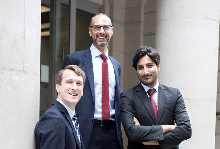 Samuel Church, Financial Services Consulting Manager, Ewen Fleming, Partner - Financial Services Advisory, Hyder Cheema, Financial Services Consulting Senior