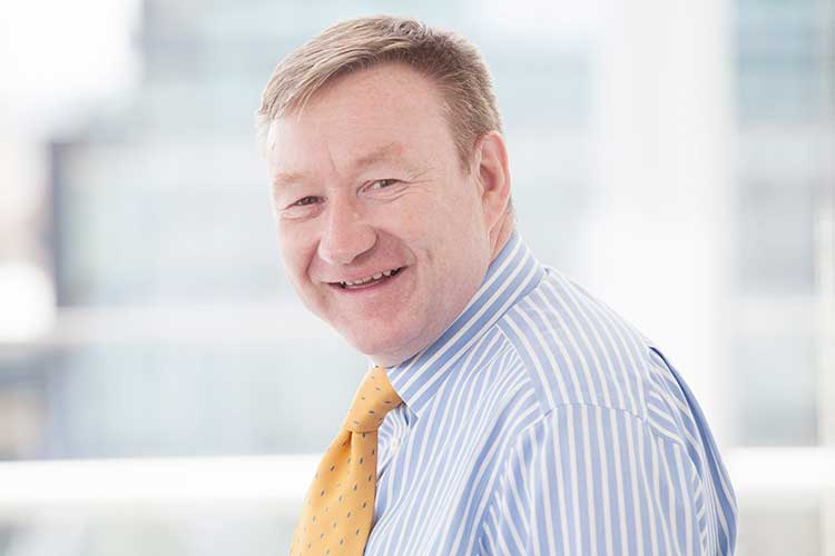 Iain Young, Partner and Head of the Corporate Growth team at Morton Fraser