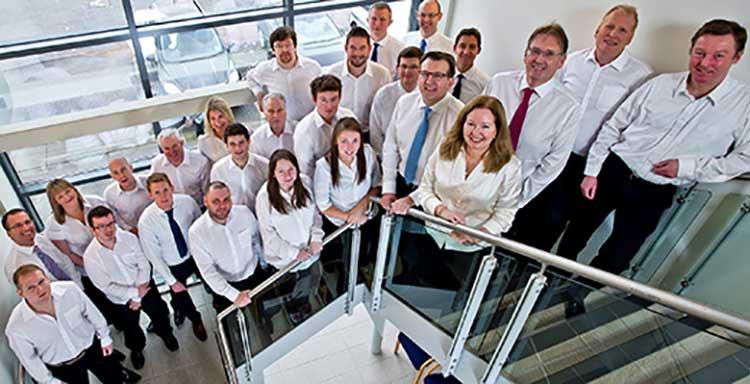 The Sciencesoft team